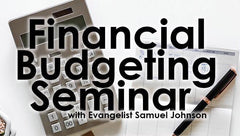 Financial Budgeting Seminar Handbook