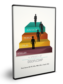 The Four Stages of Discipleship Series