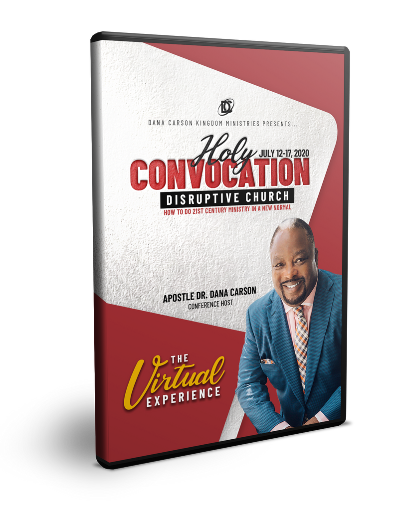Holy Convocation 2020 Workshops (MP3)