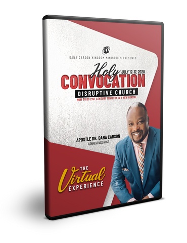 Holy Convocation 2020 Workshops (Workbooks)