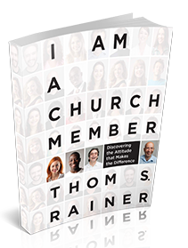 I Am a Church Member: Discovering the Attitude that Makes the Difference (Hardback)