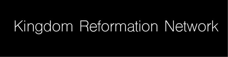 Kingdom Reformation Network Registration
