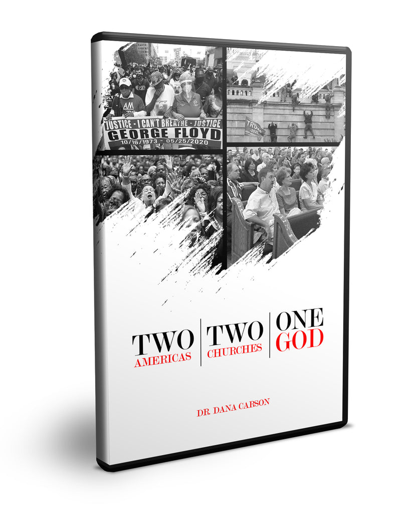 Two Churches, Two Americas, One God Volume 1 Series
