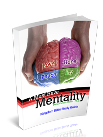 A Must Have Mentality Kingdom Devotional Guide