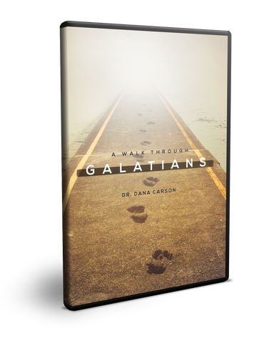 A Walk Through Galatians Volume 1 Series