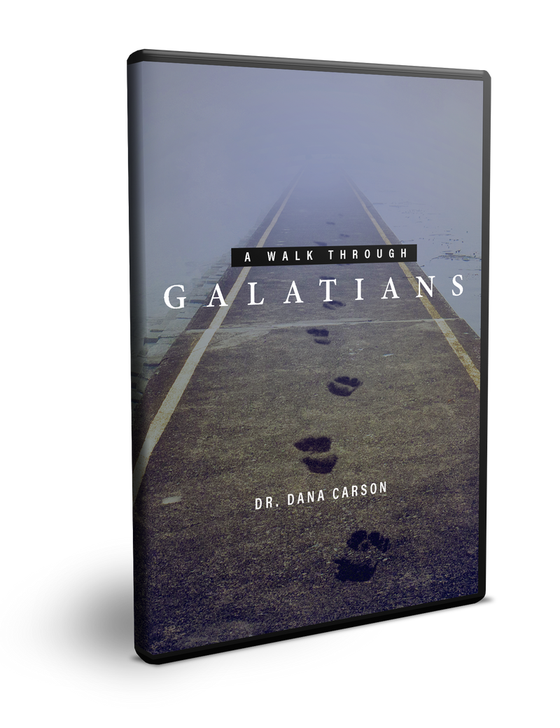 A Walk Through Galatians Volume 3 Series
