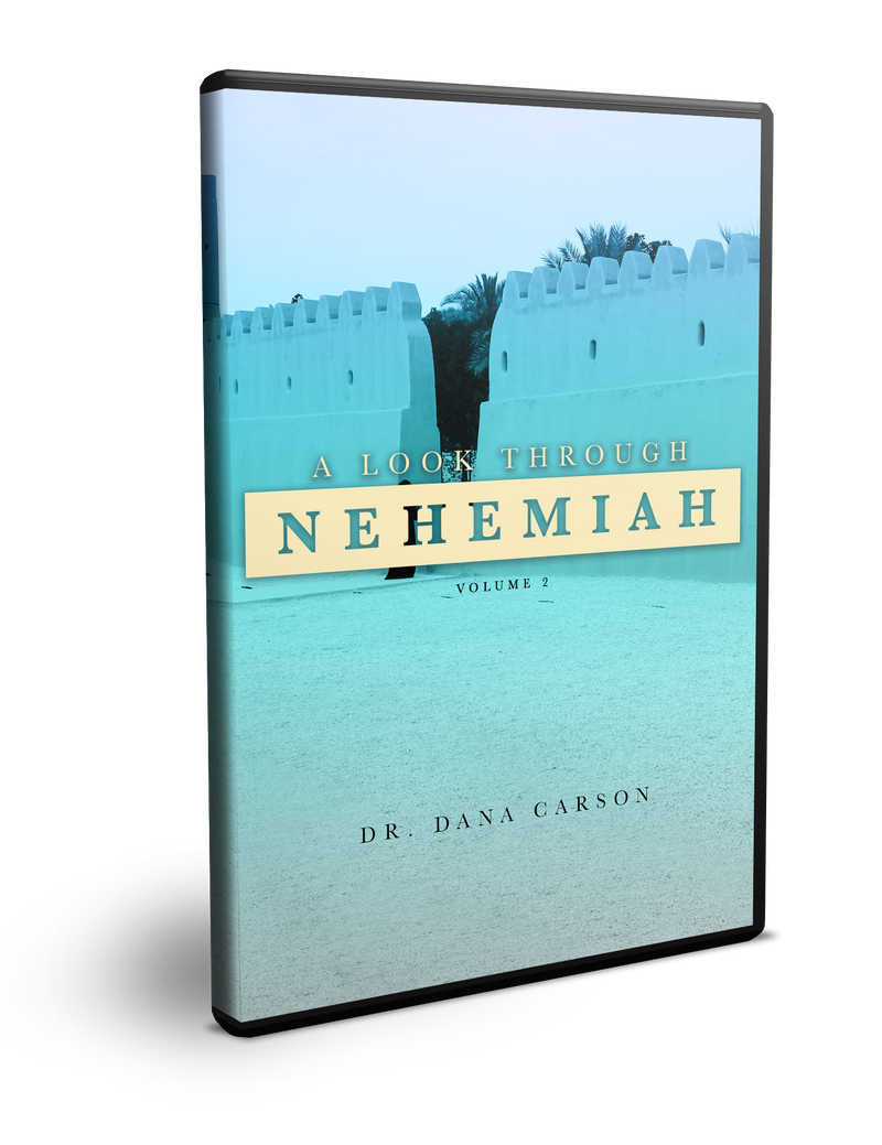 A Look at the Book of Nehemiah Volume 2 Series