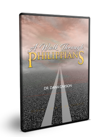 A Walk Through Philippians Volume 1 Series