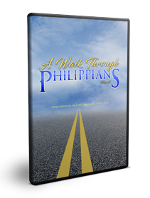 A Walk Through Philippians Volume 2 Series