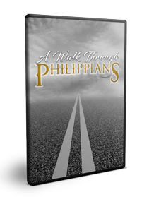 A Walk Through Philippians Volume 3 Series
