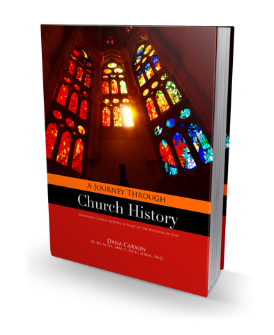 A Journey Through Church History