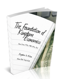 The Foundation of Kingdom Economics Kingdom Devotional Guide