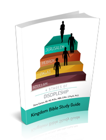 The Four Stages of Discipleship Kingdom Devotional