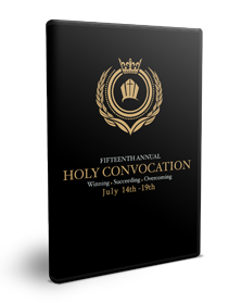 Holy Convocation 2019 Series
