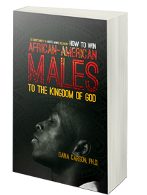 Is Christianity a White Man's Religion? How to Win African-American Males to the Kingdom of God (Hardback)
