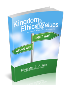 Kingdom Ethics & Values Vol. 1 Kingdom Devotional Guide
