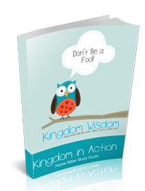 Kingdom Wisdom Kingdom Devotional Guide