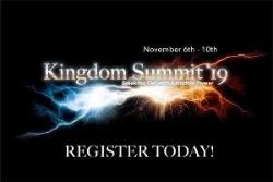 Kingdom Summit 2019 Workshop Workbook