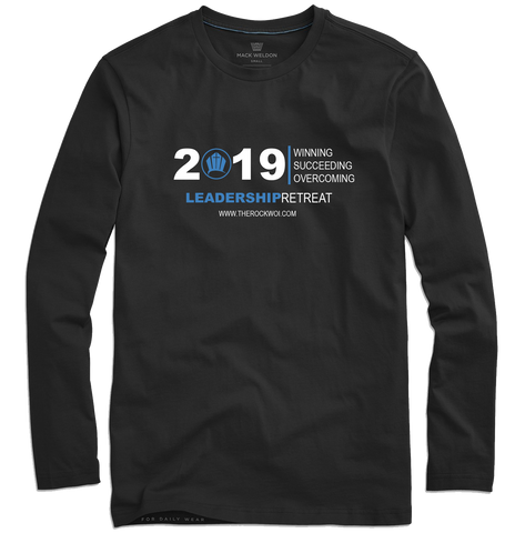 Leadership Retreat T-Shirt 2019 (Long Sleeved)