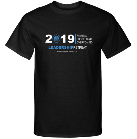 Leadership Retreat T-Shirt 2019 (Short Sleeved)