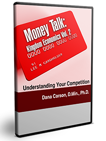 Money Talk: Kingdom Economics Vol. 2 Series