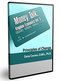 Money Talk: Kingdom Economics Vol. 5 Series