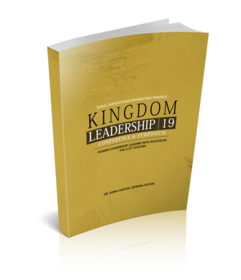 Kingdom Leadership 2019 Symposium Book