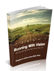 Running With Vision Kingdom Devotional Guide