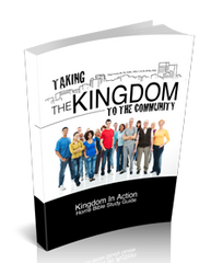 Taking the Kingdom to the Community Kingdom Devotional Guide