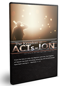 The Kingdom in ACTs-ION Series