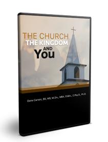 The Church, the Kingdom, and You - Part 1