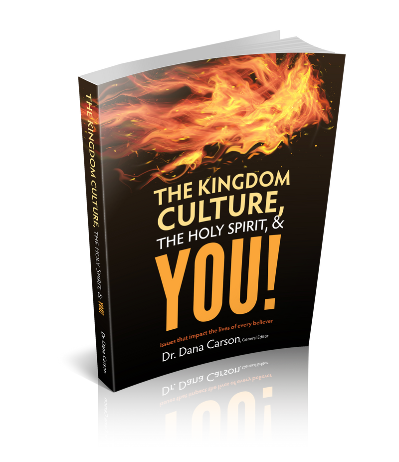 The Kingdom Culture, the Holy Spirit & YOU!