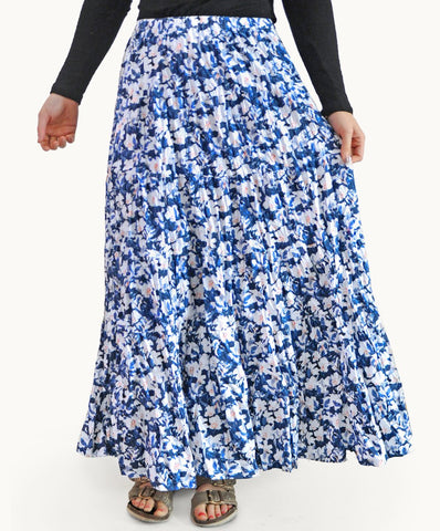 Gathered Womens Skirts | Fair Trade Skirts | Ethical Skirts | Fair Trade Fashion