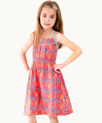 Girls Dresses | Ethical Kid Clothes | Ethical Dresses | Fair Trade Clothing
