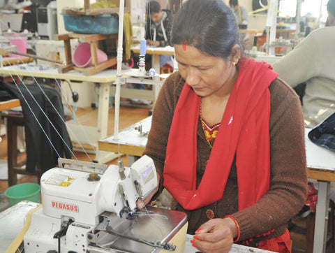 Visible Tailoring Centre | Fair Trade Clothing | Ethical Clothing | Fair Trade Fashion
