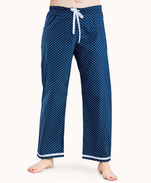 Betty Blue Cotton Pyjama Pants