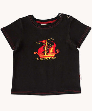 Black Galleon T-Shirt