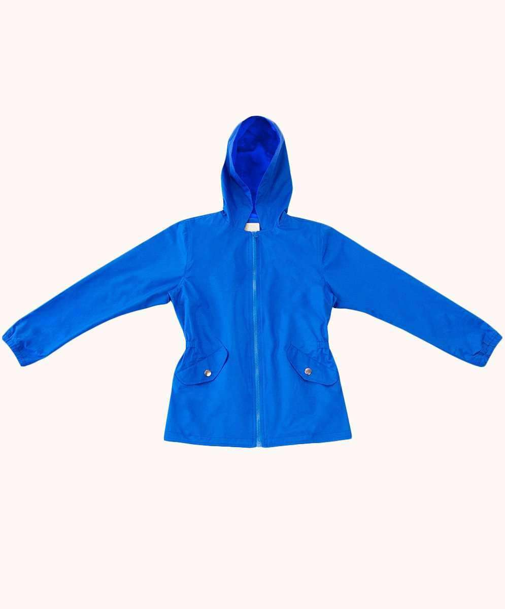 Blue All-Weather Jacket