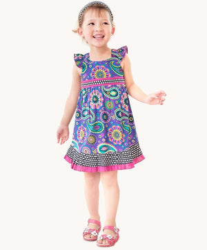 Charming Ashara Summer Dress