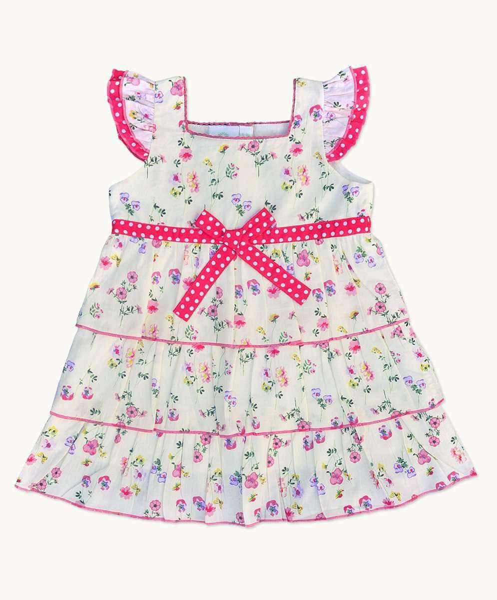 d61bea09aa1f3 Ditsy Floral Summer Dress