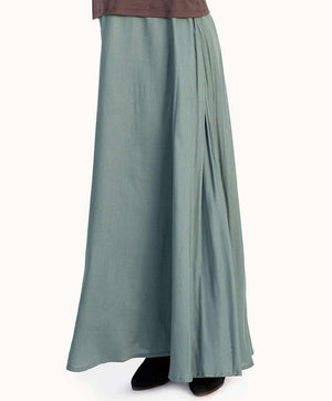 Earth Sage Maxi Skirt