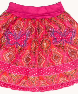 Flora Cute Spinning Skirt