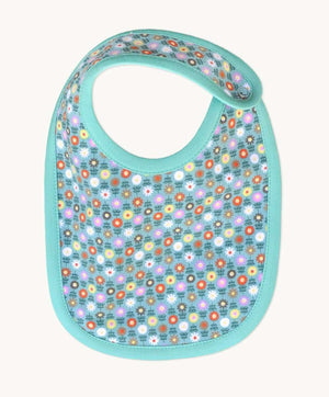 Flower Pot Dribble Bib