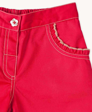 Fun Strawberry 3/4 Pants