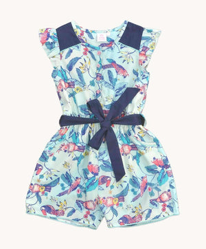 Funky Parrot Playsuit