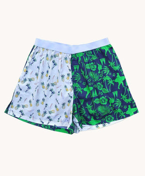 Pack of 5 Zero Waste Mens Boxer Shorts
