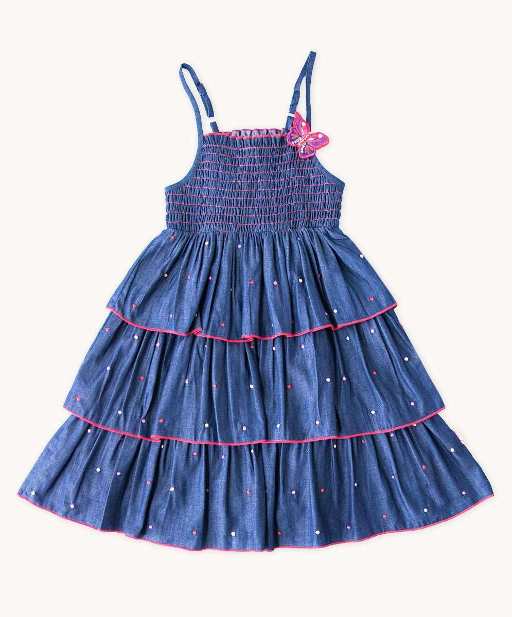 Party Time Denim Dress