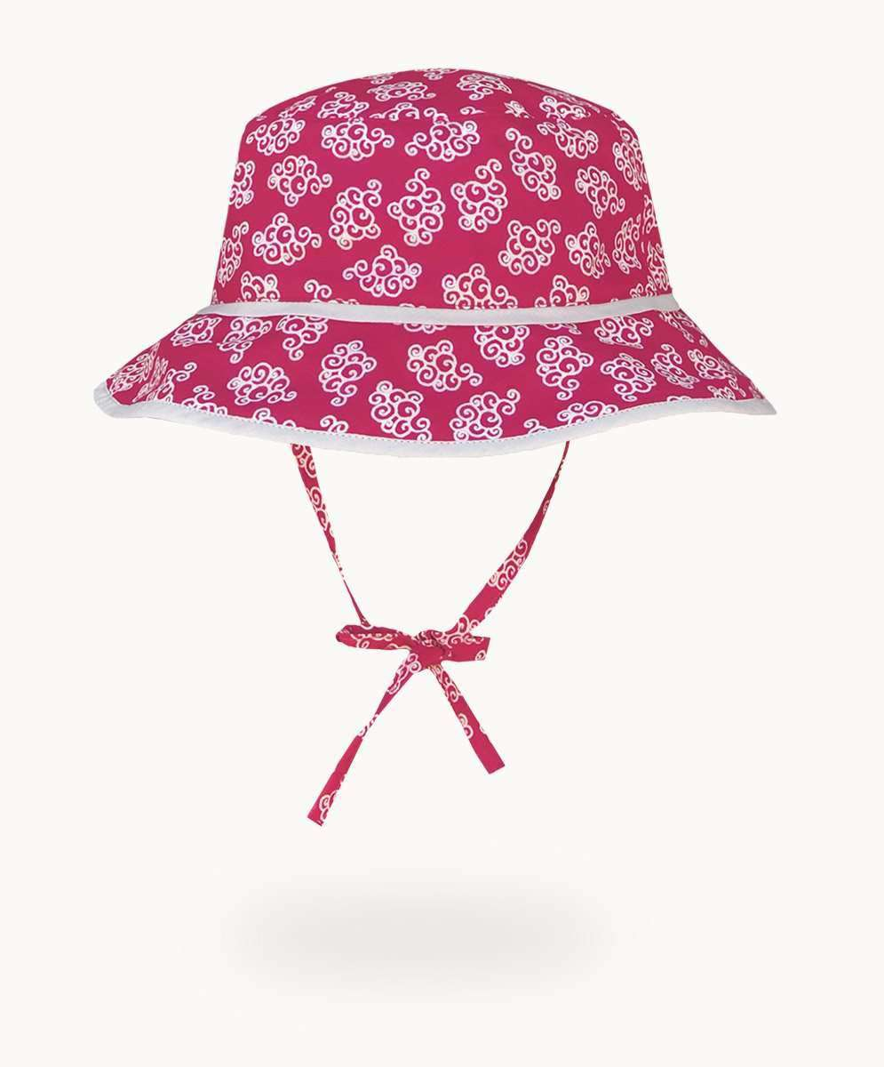 136d5b50f025b Girls Cotton Sun Hat