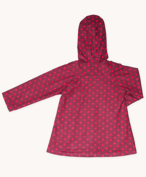 Zahara Polka Dot Coat