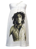 Bob Marley Sepia Strapless Dress - IDILVICE Clothing - 1